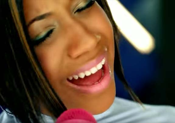 cd5d03ee9 In the song, the former Star Search Grand Champion in the Junior Singer  Division tells her boyfriend that sometimes a girl needs a token of love to  show how ...
