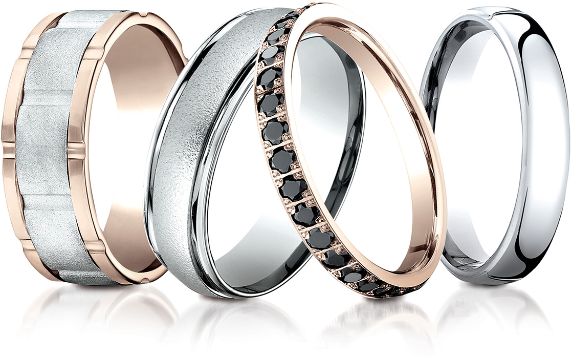 4c90c6c8f7552 Benchmark - Wedding Rings | Clodius & Co. Jewelers
