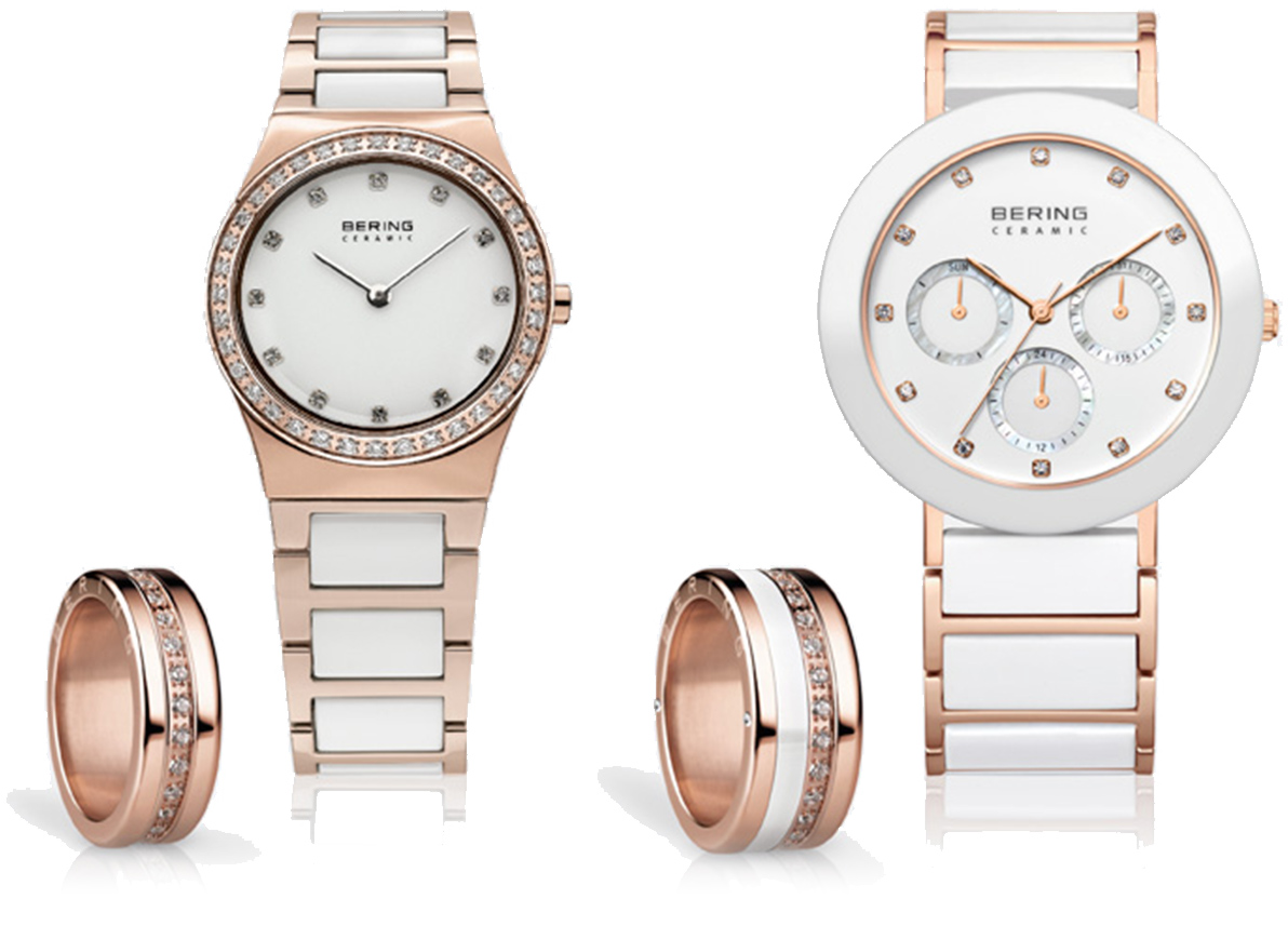 Bering - Watches & Rings