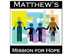 Matthew's Mission for Hope