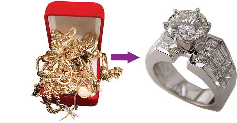Repurpose your existing jewelry!
