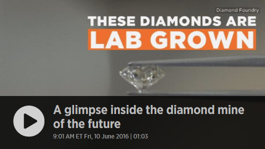 CNBC: An ethical diamond venture that has backing from Leonardo DiCaprio