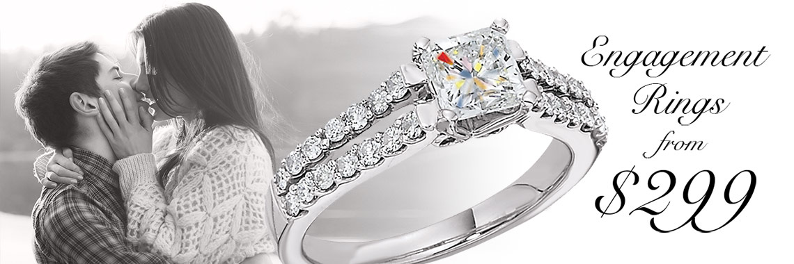 Engagement Rings from $299