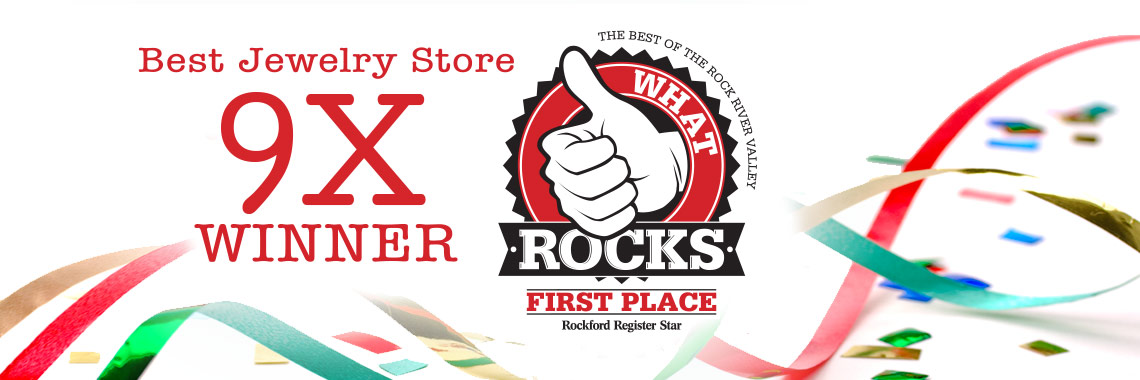 What Rocks: Best Jewelry Store Winner