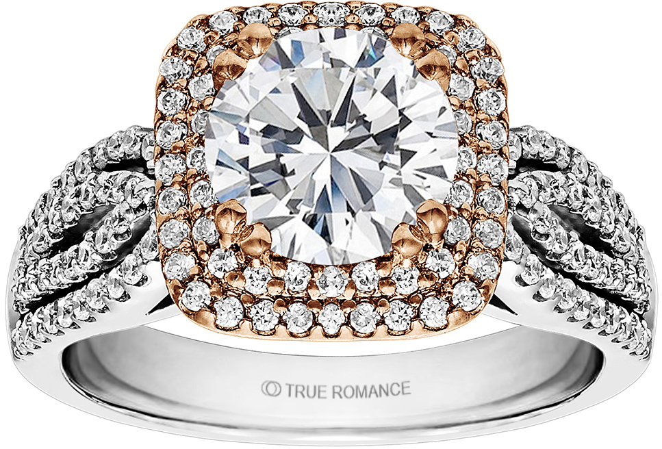 True Romance - Classic Luxury Diamond Engagement Rings